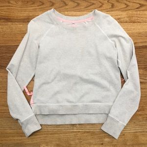 Lululemon sweatshirt with side zippers
